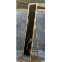 Wholesale oak wooden framed cheval mirror,dressing mirror from china suppliers