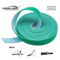 Wholesale Adhesive Backed Hook And Loop Tape Fasteners Magic Tape 70% Nylon And 30% Polyester from china suppliers