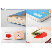 Wholesale Durable children board Book Printing , two 350gsm cardboard mounted / die cut shape from china suppliers