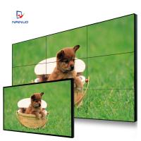 Wholesale 1080p LCD Multi Screen Video Wall Cabinet Free Stand Advertising Monitor from china suppliers