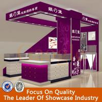 Wholesale high quality hot sell jewelry kiosk display design from china suppliers
