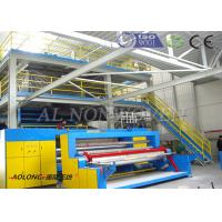 Quality 3200mm 4700T SSS PP Non Woven Fabric Making Machine Fineness 1.5~2.5dtex for sale
