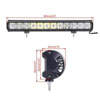 Wholesale Truck LED Car Light Bar 30W 60W 120W 6000K Off Road SUV LED Driving Light from china suppliers