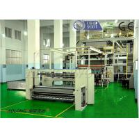 Wholesale Double beams PP Spunbond Non Woven Fabric Making Machine for massage cloth from china suppliers