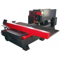Wholesale CNC punching machine , CNC punch press for sheet / profiles 250KN ( 25 tons ) from china suppliers