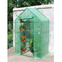 Wholesale Steel Tube Greenhouse-Large walk-in Series-143X73X195CM-PE from china suppliers