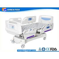 Wholesale Medical electric beds for hospital , 5 function electric hospital bed hospital furniture from china suppliers