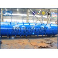 Quality High Pressure Water Tube Boiler Steam Drum For 75 T / H Indonesia EPC Project for sale