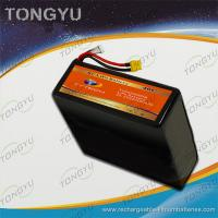 Wholesale UAV 6S 22.2V 22000mAh 20C 40C LiPo RC Battery Pack Environmental Friendly from china suppliers