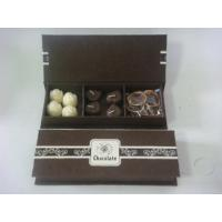 Wholesale chocolate mini candle gift set duty free from china suppliers