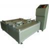 Buy cheap EN 1888 Strollers Testing Machine For Baby Wheel Brake Abrasion Testing from wholesalers