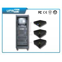 Wholesale Single Phase Rack Mounted Ups with  Pwm and IGBT Technology is black from china suppliers
