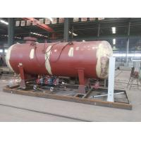 Wholesale 12m3 mobile skid mounted lpg propane gas filling station for sale, factory sale best price 6tons skid lpg gas plant from china suppliers