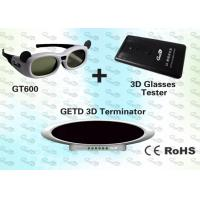 Wholesale OEM 3D Cybercafé Solution with 3D IR emitter and glasses  from china suppliers