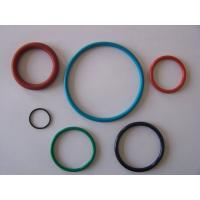 Wholesale O Ring Seal , Colorful Rubber Silicone O-Rings,  Approved JISB 2401 / GB / T3452.1 Standard from china suppliers