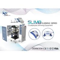 Wholesale 2 Treatment Handles Cryo Slimming Fat Freezing Machine Body Contouring Machine from china suppliers