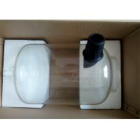 Wholesale 32 Liter Single Scale Hygiene Glass Milk Receiver With 63mm Rubber Elbow from china suppliers