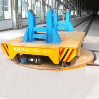 Wholesale 20t Rail  transfer car on turnplate for automation industry from china suppliers