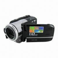 Quality 1080p Digital Video Camera with 3-inch Touch LCD for sale