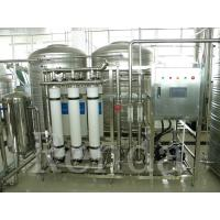 Wholesale Water Treatment / Purification RO Pure Water Treatment Equipment ISO Certification from china suppliers