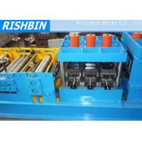 Wholesale PLC Automatic Steel Roll Forming Machine / Structural Steel Roll Forming Line from china suppliers