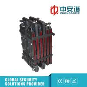 Buy cheap Portable Foldable Walk Through Metal Detector Gate Intelligent Alarm Door Frame from wholesalers