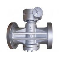 Wholesale Steel Electric Plug Valve Pressure Balance Handle Or Gear Operation from china suppliers