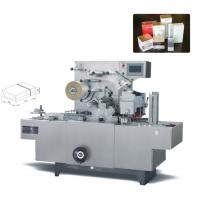 Wholesale High Speed Cosmetic Carton Overwrapping Machine Single Phase 220V / 380V from china suppliers