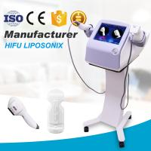 Wholesale Hifu Liposonix Wrinkle Removal Ultrashape Slimming Machine Skin Tightening from china suppliers