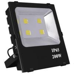 China Warterproof luminaire IP65 LED Flood light 200W 4000K LED Outdoor Floodlight on sale