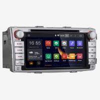 Wholesale Toyota Hilux 2012 Car Radio With DVD Player DDR 3 1G FCC / ROHS from china suppliers