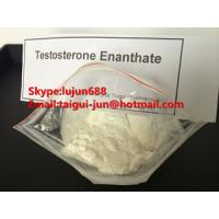 Wholesale Safe Anabolic Muscle Building Testosterone Enanthate Test En White Crystalline Powder CAS 315-37-7 from china suppliers
