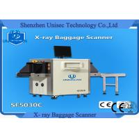 Wholesale 5030 Singer Generator Security Baggage Scanner Machine , Airport Xray Scanner from china suppliers