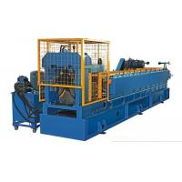 Wholesale Color Steel Hat Cap Roll Forming Machine For Metal Roof Ridge Tile from china suppliers