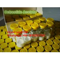 Wholesale Octreotide Acetate lyophilized Peptides Octreotide 83150-76-9 from china suppliers
