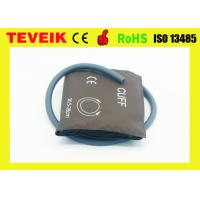 Wholesale Hot sale Single hose PU material Adult NIBP Cuff / Portable Blood Pressure Cuff from china suppliers