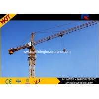 Wholesale 400m Rope Overhead Construction Building Tower Crane 1.0 Ton Tip Load from china suppliers