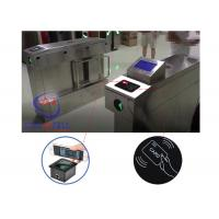Buy cheap Arc - Shape Glass Security Sentry Box With Fashioned Special Look And Channel Steel from wholesalers