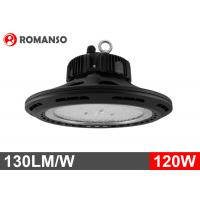 Quality Industrial Series energy efficient high bay lighting 120 Watt 15600 Lumen 5000K for sale