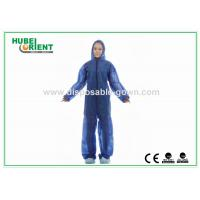Wholesale Soft Durable Safety Disposable Coveralls Clothing For Industrial from china suppliers