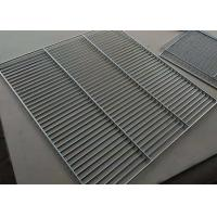 China 304 Stainless Steel Grilling Barbecue Wire Mesh Tray For Roasting on sale