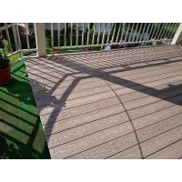 Wholesale WPC composite deck boards for wpc stairs lawn decking garden decking boards from china suppliers