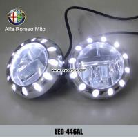 Wholesale Alfa Romeo MiTo car front fog lamp assembly LED daytime running lights from china suppliers