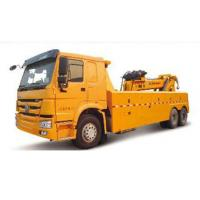 Wholesale Durable Hydraulic Highway / Road Accident Wrecker Tow Truck With Crane Arm from china suppliers