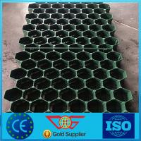 Wholesale Interlocking Plastic Floor Grass Pavers PP / HDPE Material Plastic Gravel Grid from china suppliers