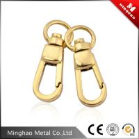 Wholesale Custom made metal hk snap hook,o ring dog leash snap hook 36.81**9.92mm from china suppliers