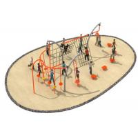 Buy cheap 780*400*250cm Luxury Design Rope Climbing Structure Playground Environmental from wholesalers