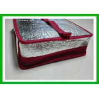 Wholesale Cold Chain Silver EPE Foam Insulated Foil Bags Tempreture Keeping Insulated Box from china suppliers