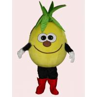 Wholesale pineapple fruit mascot cartoon cosplay costumes of full body  from china suppliers