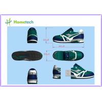 Wholesale Sneaker Customized USB Flash Drive File Transfer , Personalized Flash Drives outdoor sport shoes from china suppliers